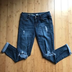 Chelsea & Violet Ripped Jeans Sz 28